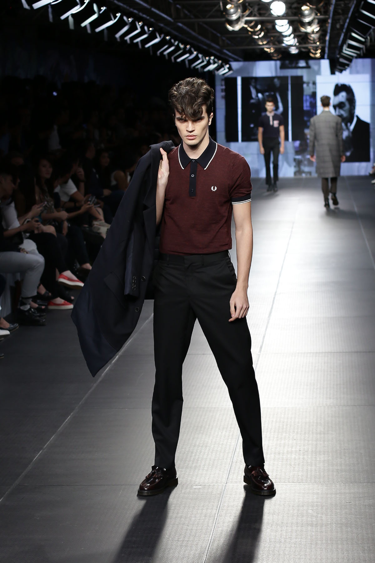 Top 5 Looks from Fred Perry at PIMFW | DA MAN Magazine