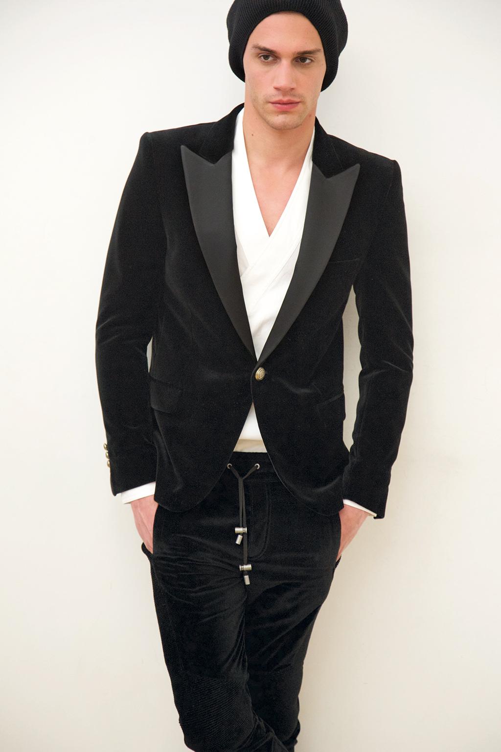 b77c3753 DA MAN Style Exclusive: Olivier Rousteing & Ann-Sofie Johansson on ...