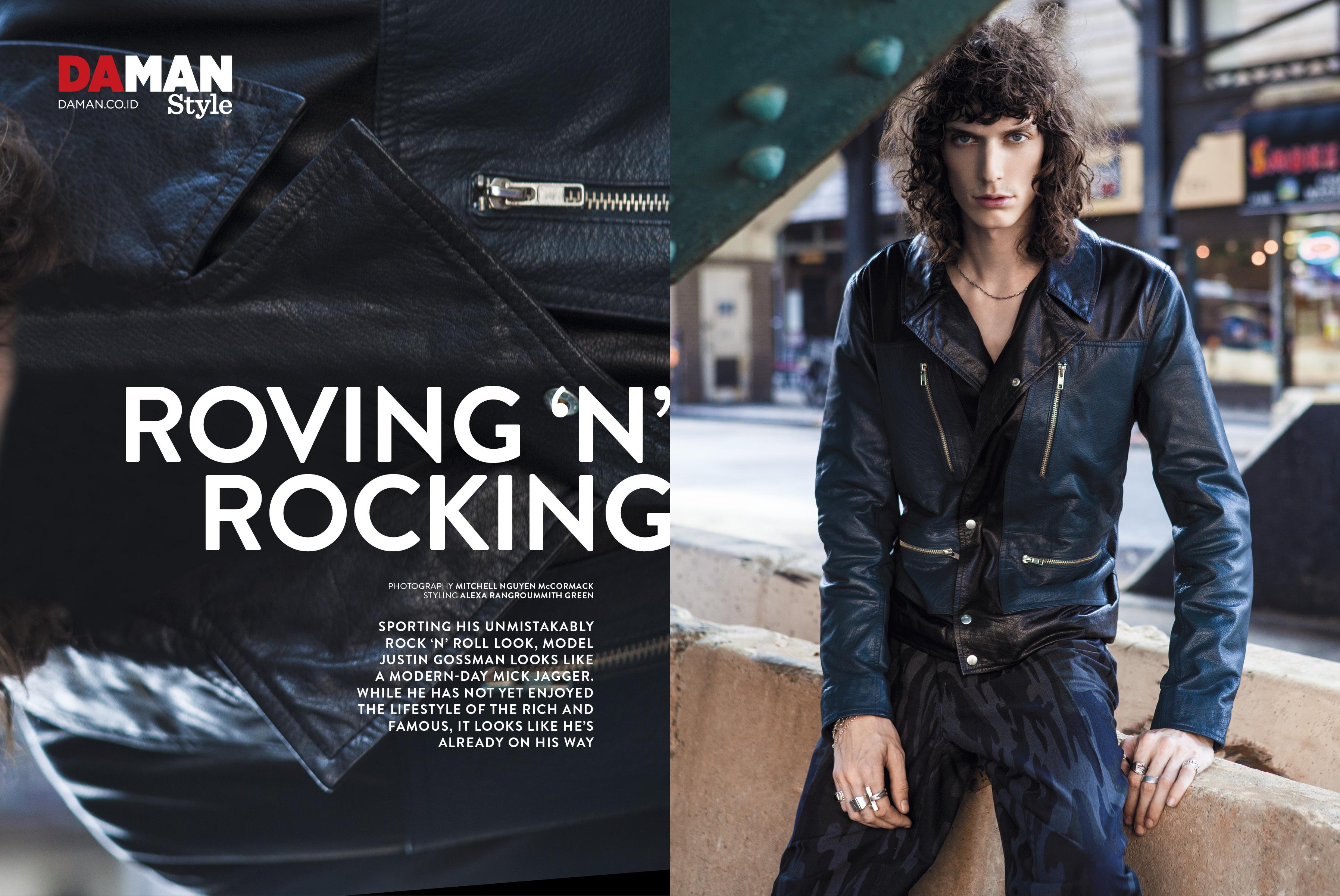 Fashion Spread: Roving N' Rocking