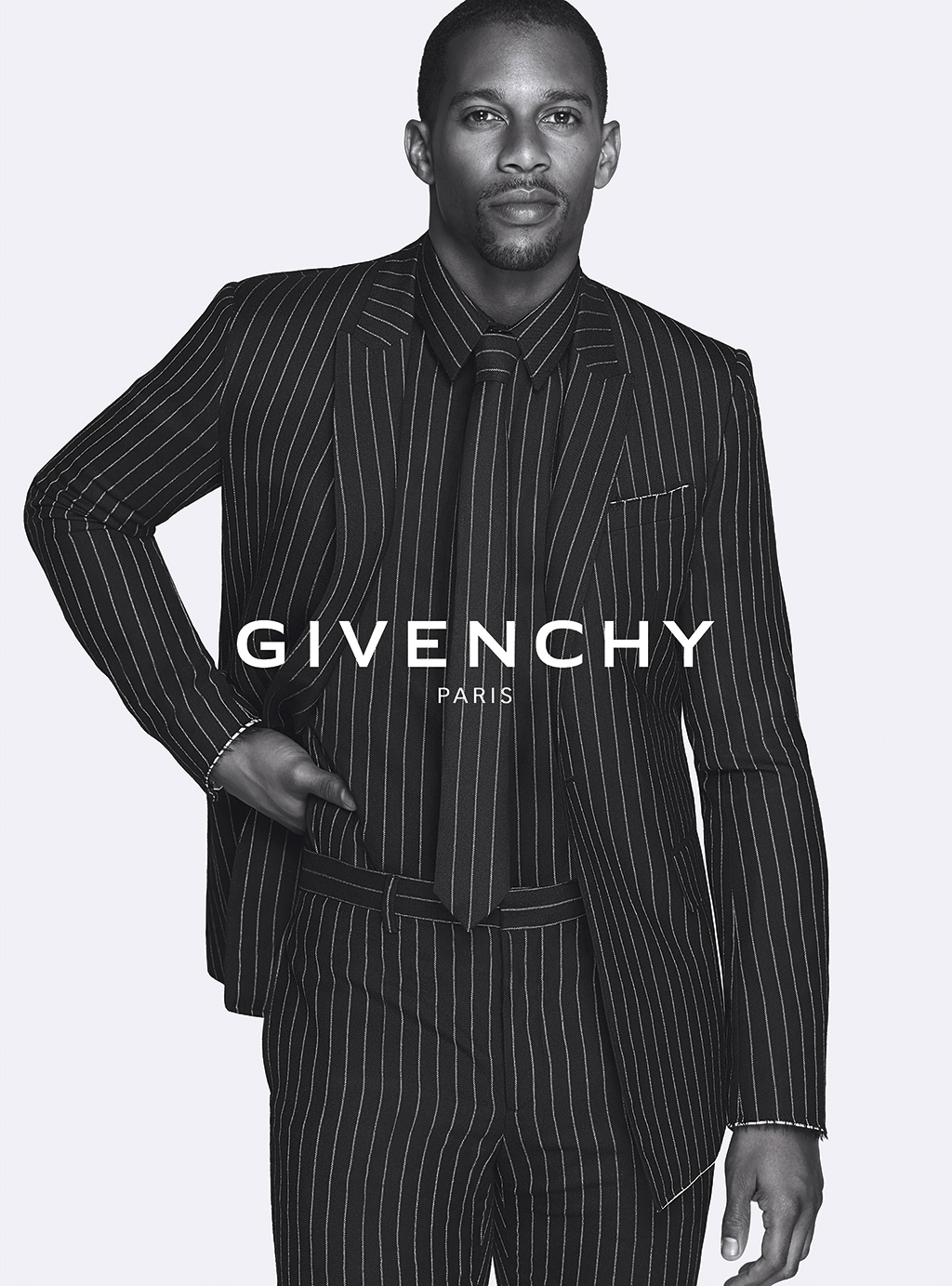 Givenchy-Fall-Winter-2015-Campaign-Victor-Cruz
