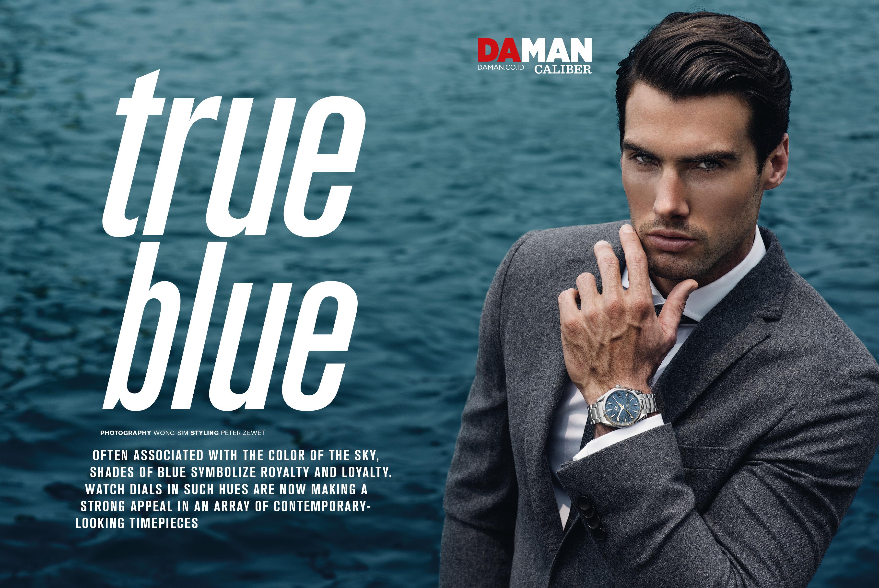 Watch Spread: True Blue
