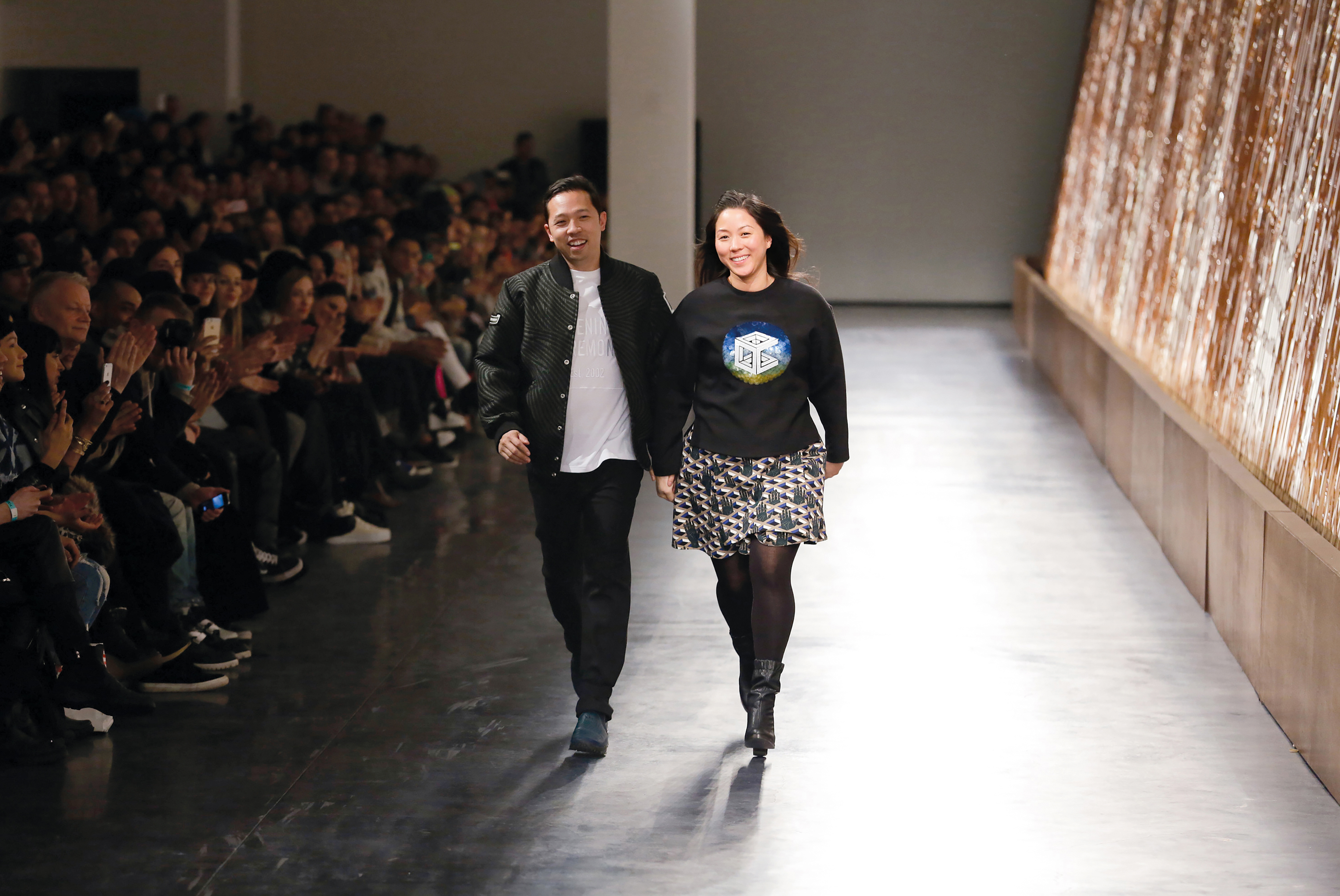 Exclusive Interview with Kenzo's Humberto Leon & Carol Lim