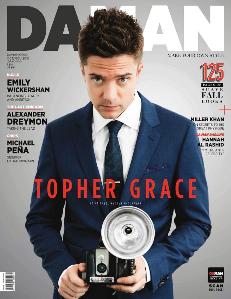 Da Man Magazine - Spring-Summer 2019 by Michel Frederic