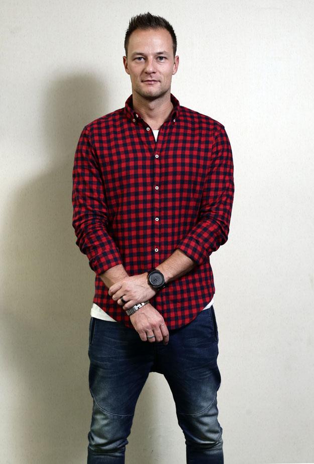 DJ Yves V in Jakarta