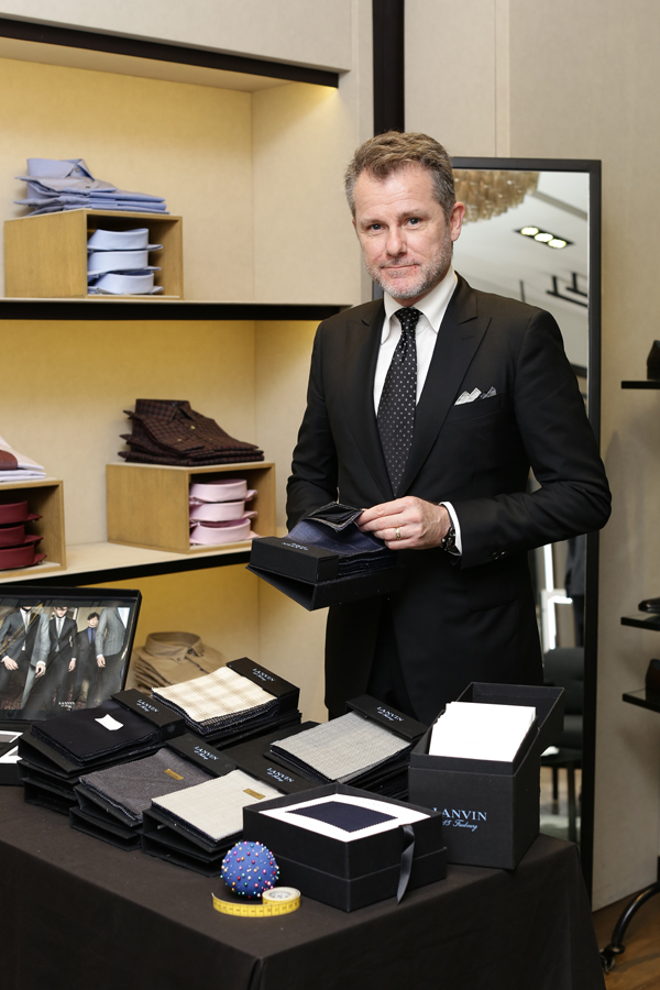 Master Tailor Frederic Gelberg