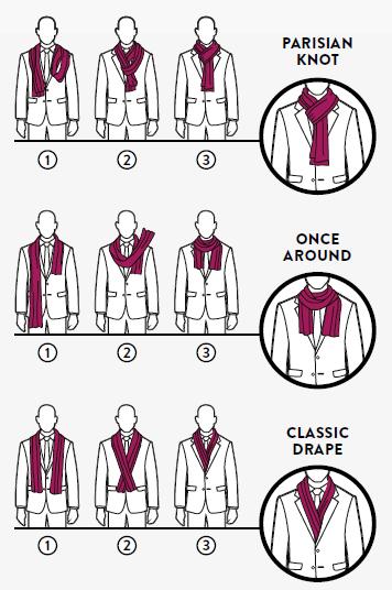 fashion faq how do i tie my scarves da magazine