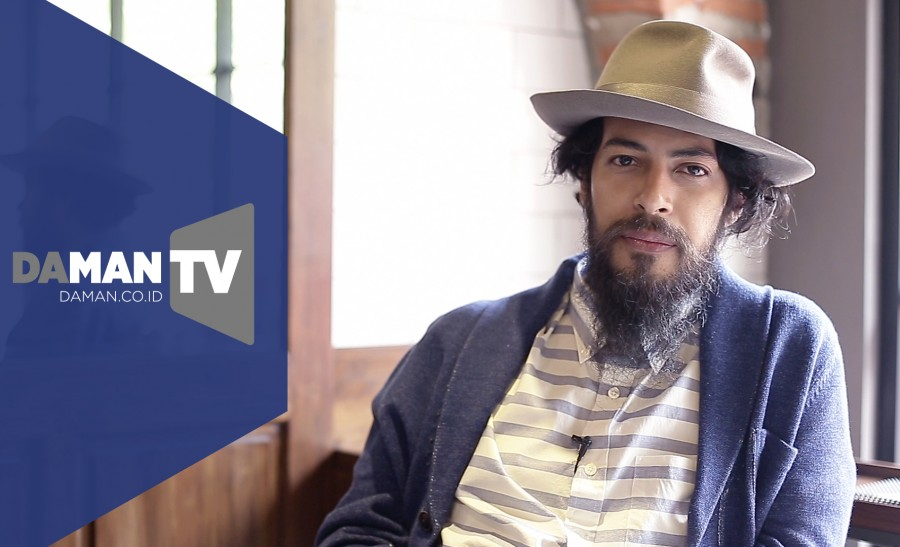 The Beard Chronicles with Halfworld's Alex Abbad