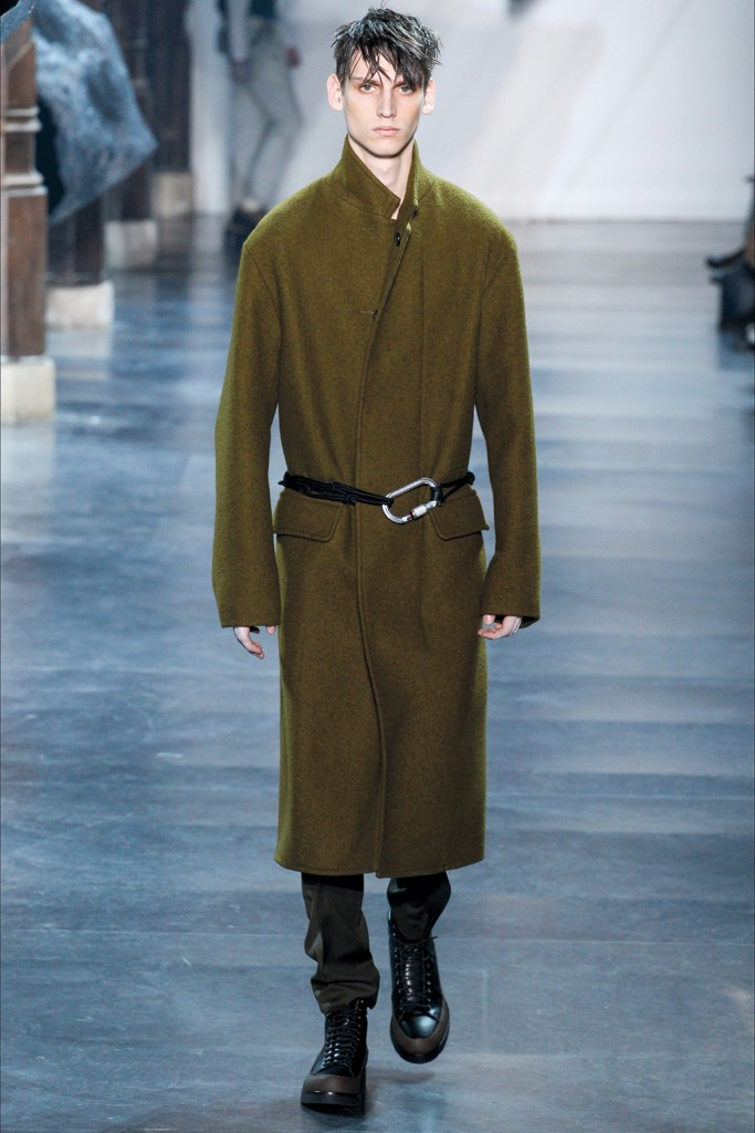 Fall/Winter 2015 Runway Trend: 3.1 Phillip Lim Belted Outerwear