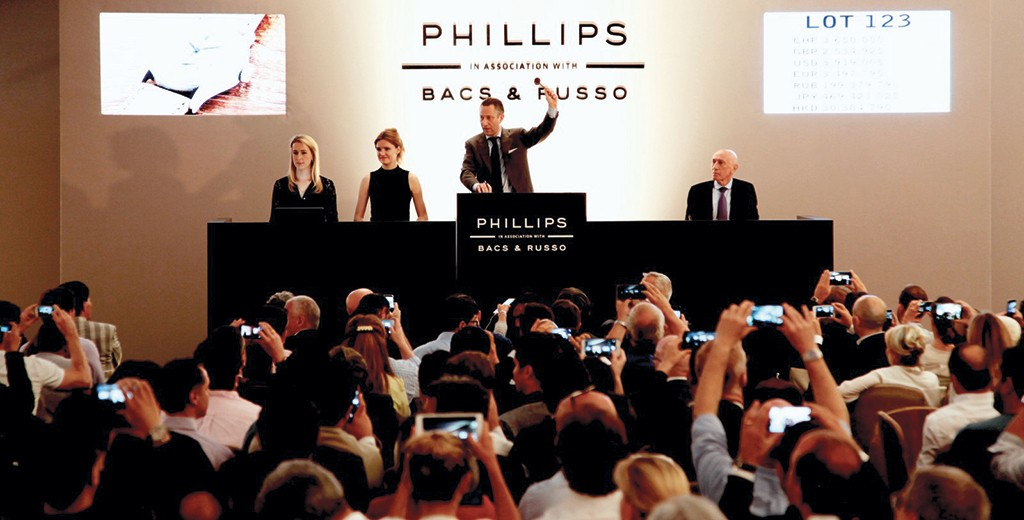 Aurel Bacs Geneva Watch Auction