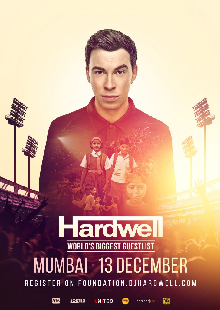 DJ Hardwell_United We Are_Foundation