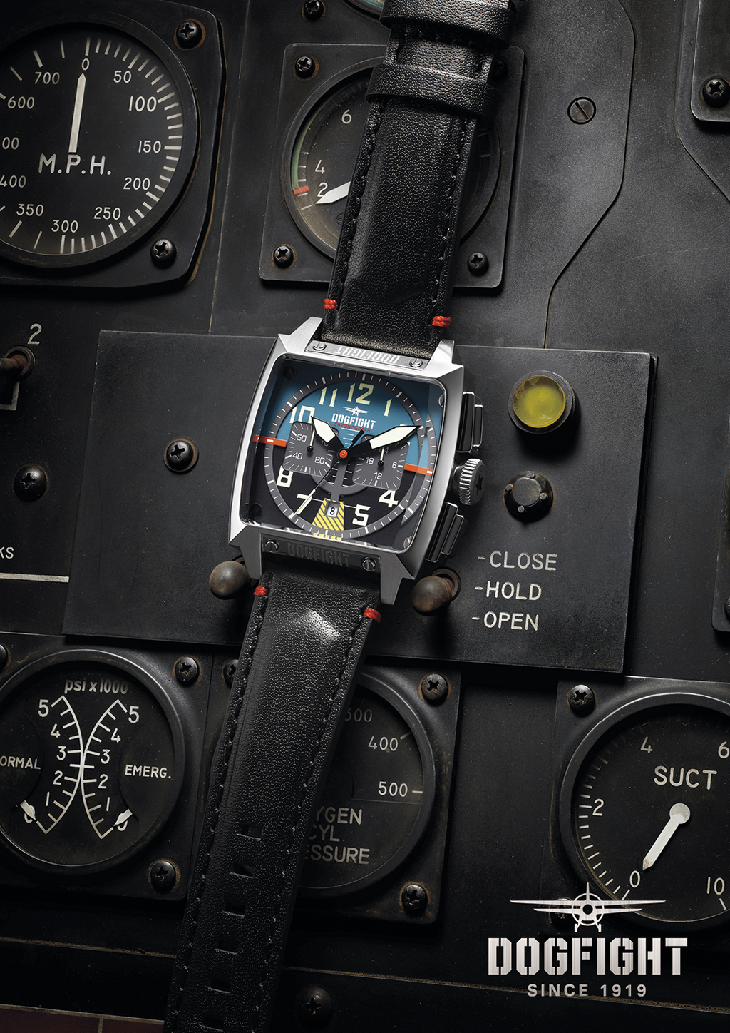 Dogfight's Pilot Watches Have Landed | DA MAN Magazine