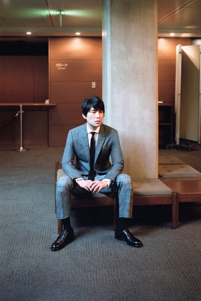 Ermenegildo Zegna Made in Japan Project Shohei-Shigematsu_01