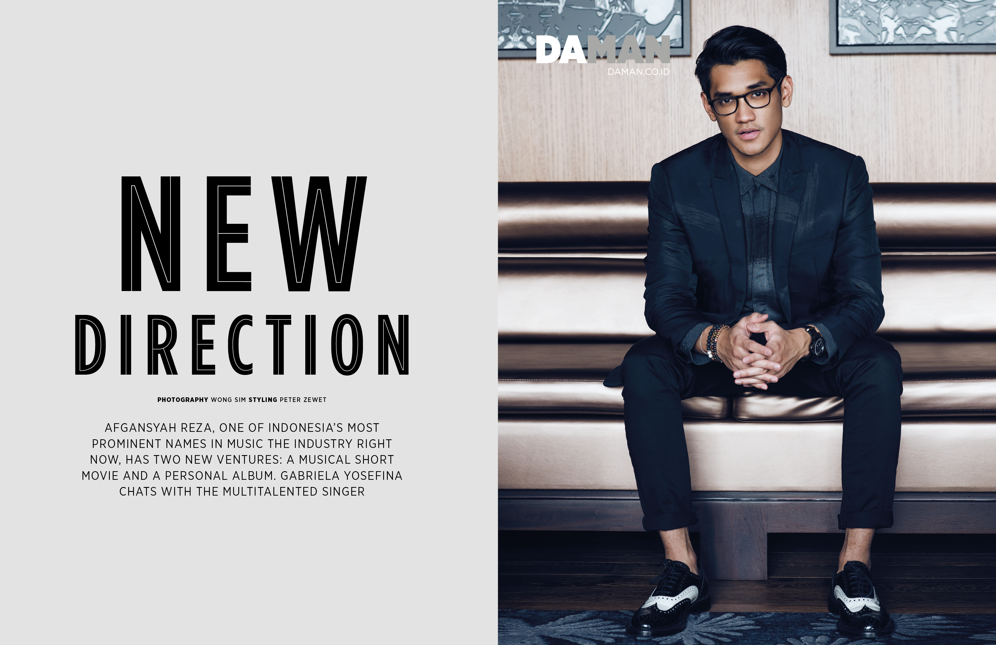 Afgan on Musical Movie & New Album