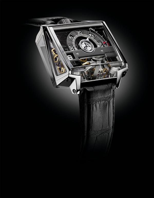 Hautlence Watch Vortex HLR2.2