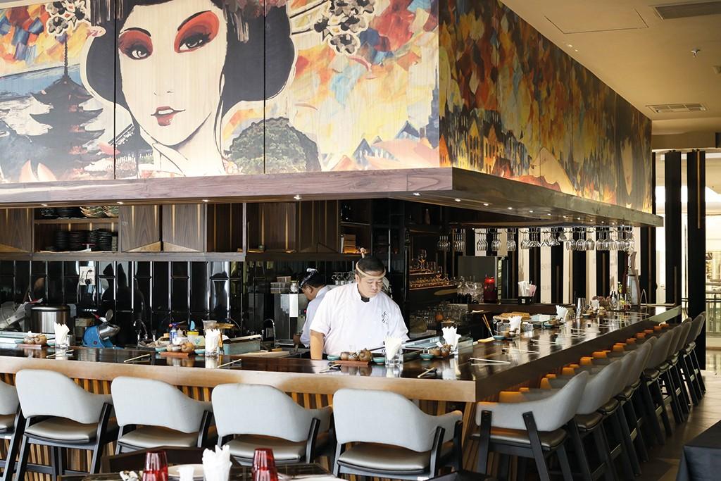 BAM Spanish and Japanese Restaurant Jakarta