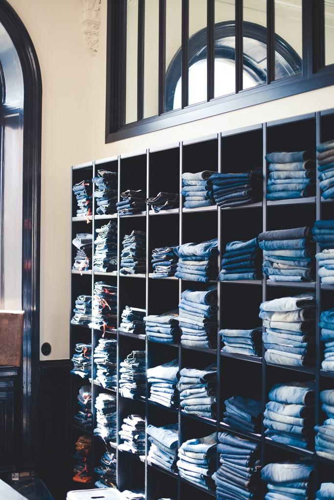 Nudie Jeans HQ