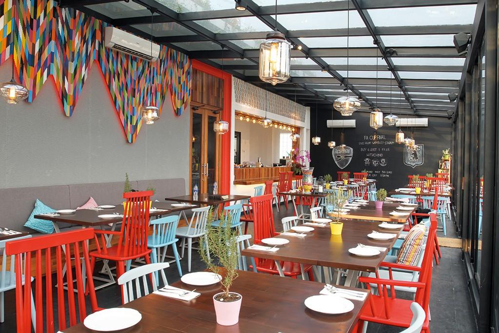 Por Que No Spanish Tapas Restaurant Jakarta