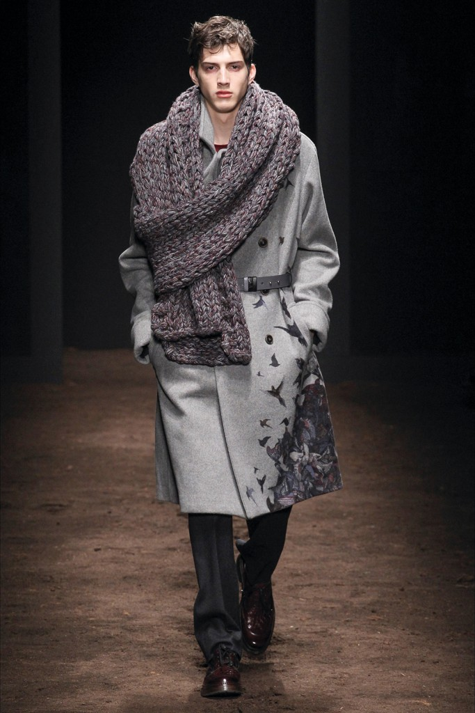 Fall/Winter 2015 Runway Trend: Salvatore Ferragamo Belted Outerwear