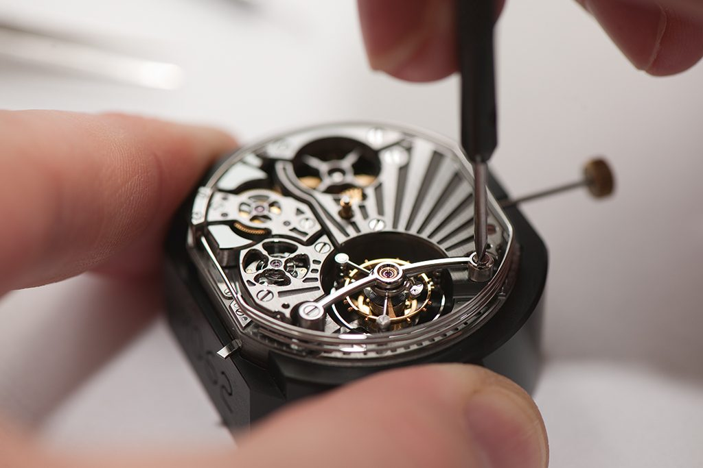 DA MAN Caliber Special Report Visit to Bulgari Watch Manufacturers in Rome-5