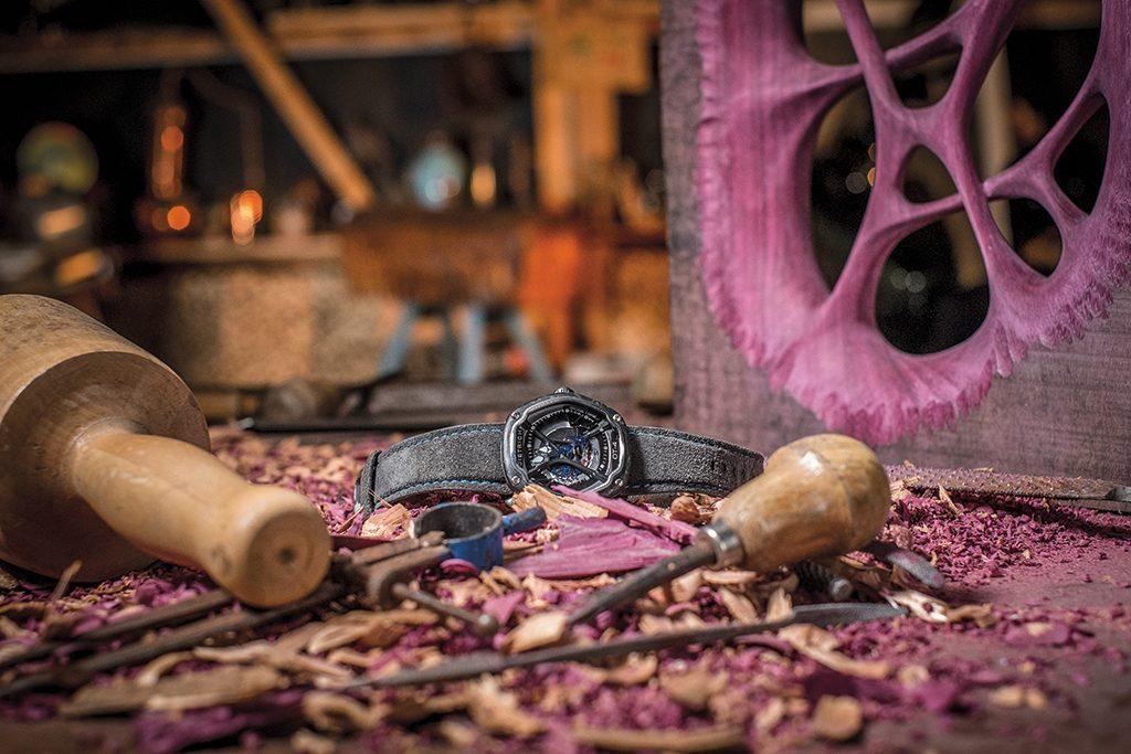 Dietrich OT-4 watch