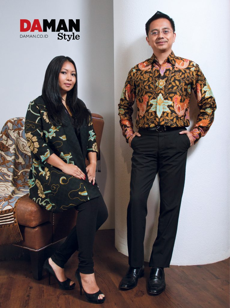 Era Soekamto and Johannes Bima of Iwan Tirta Private Collection