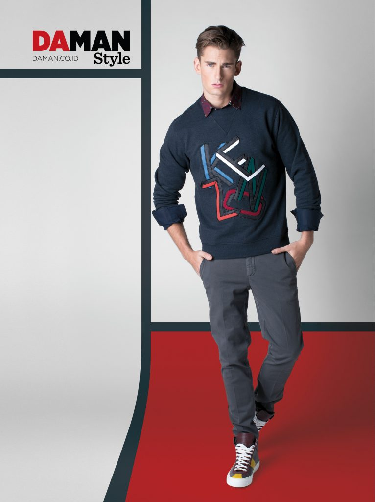 Graphic Sweaters Fall/Winter 2015