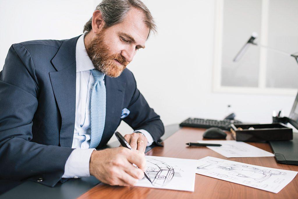 Fabrizio-Buonamassa-Stigliani-at-his-design-desk