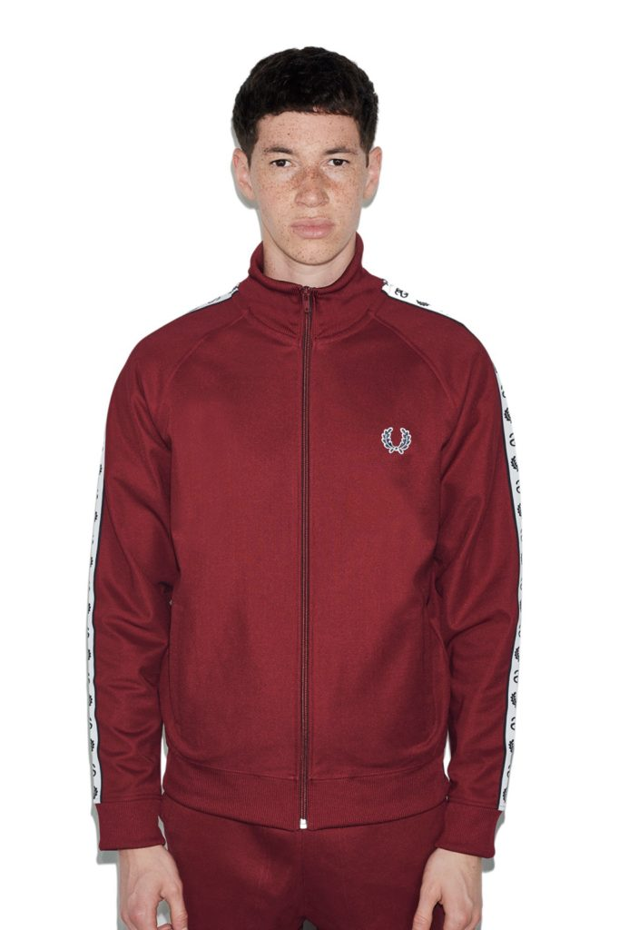 Fred Perry Stussy