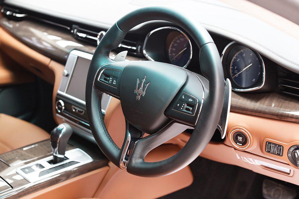 Maserati Quattroporte S DA MAN-2