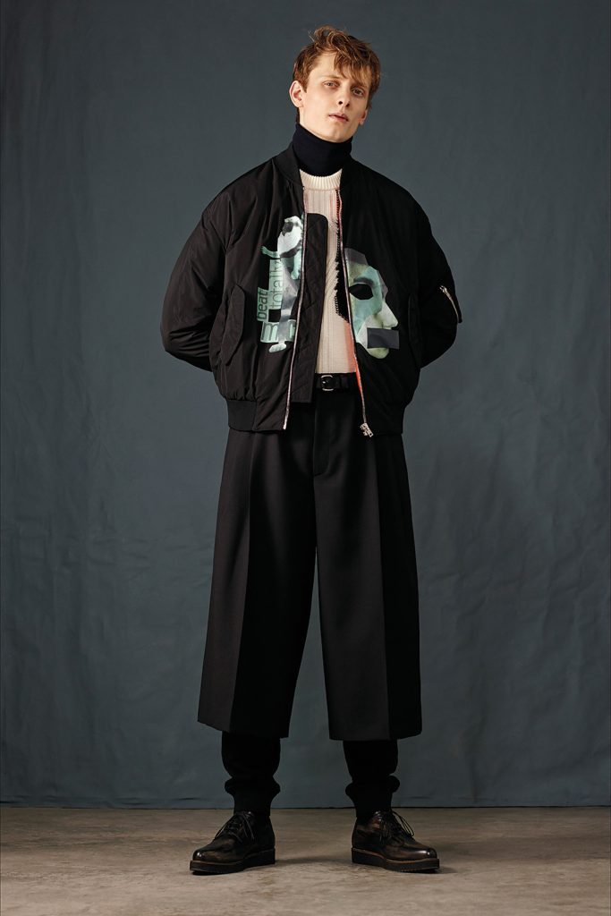 McQ cropped pieces