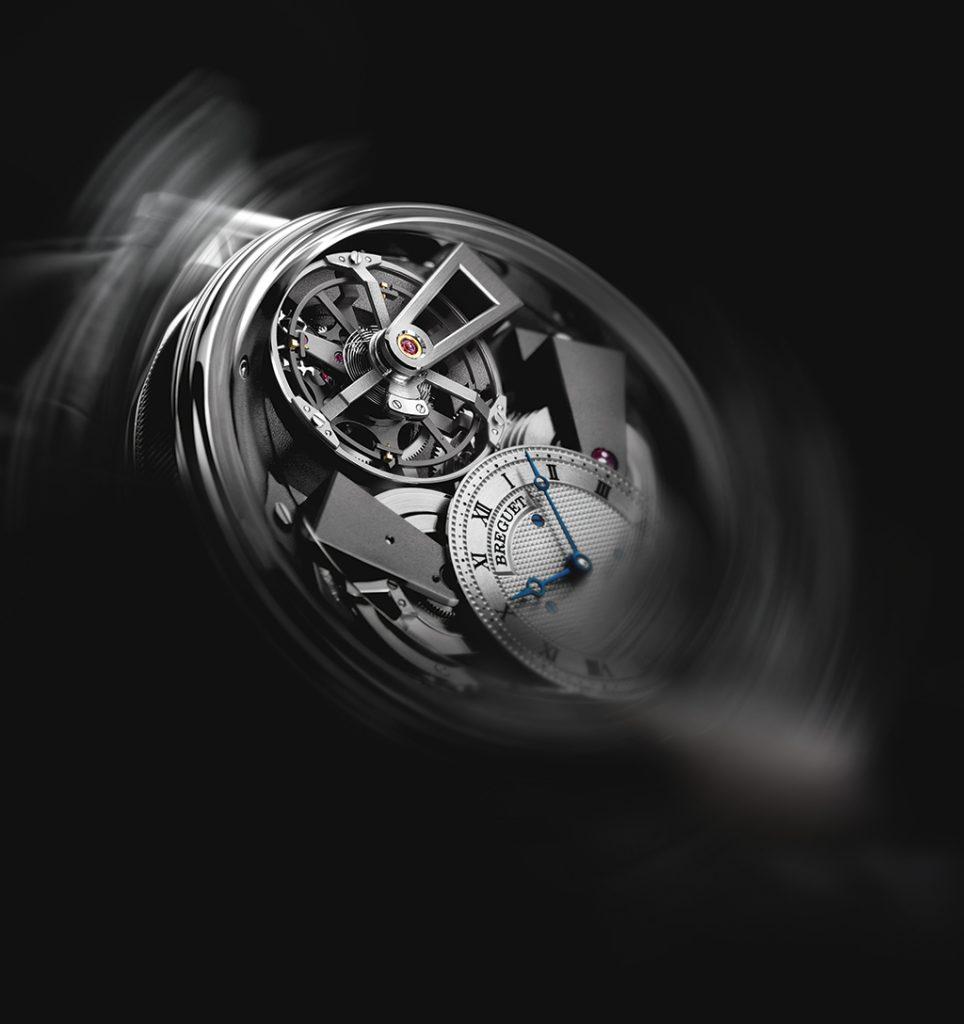 Breguet Watch Modern Tourbillon