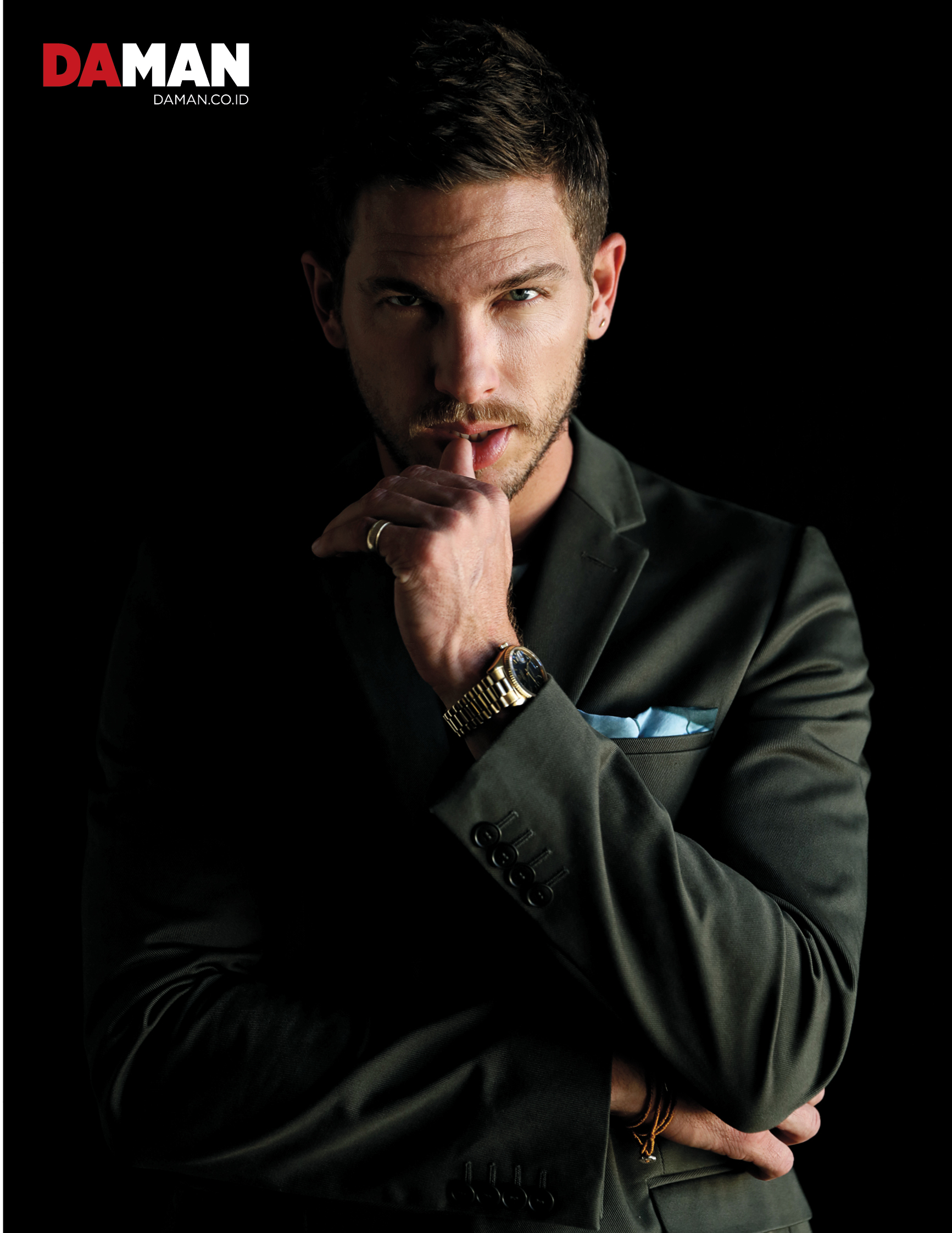 """Adam Senn of """"Hit the Floor"""" Opens Up About His Modeling ..."""