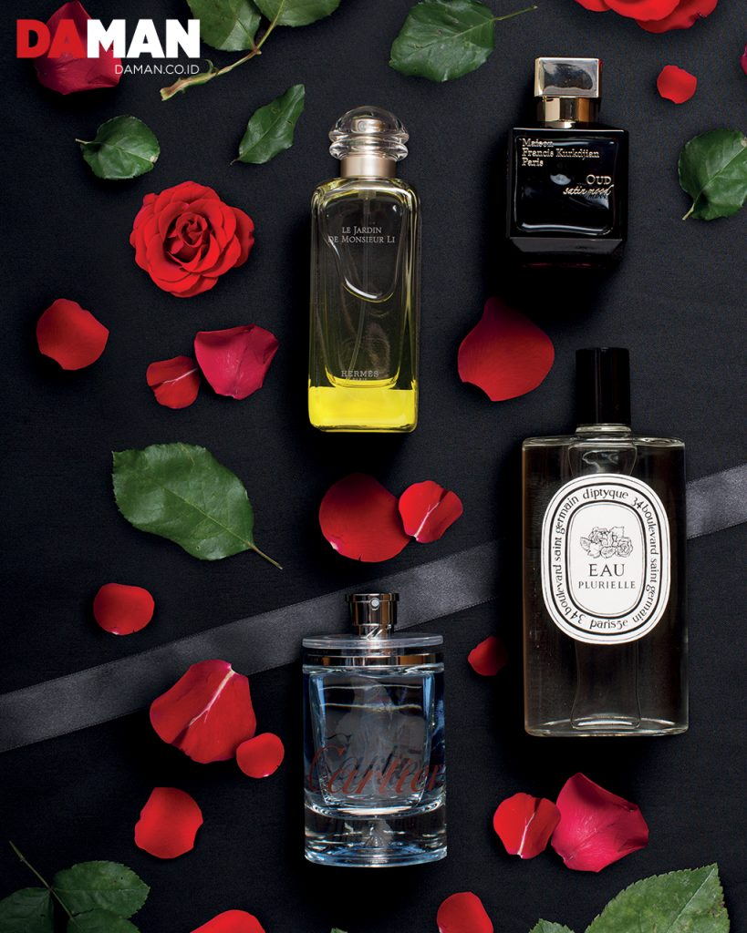 Top 4 Unisex Fragrances DA MAN