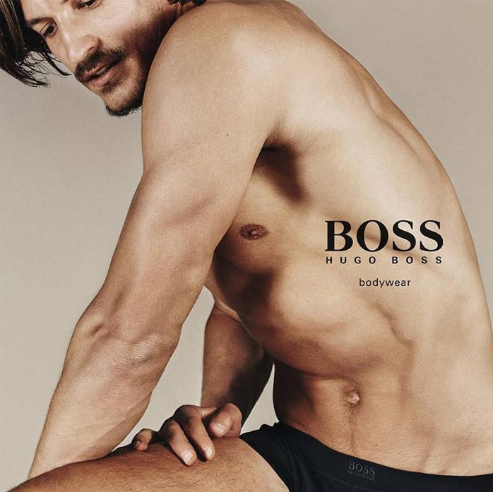 jarrod scott for boss by hugo boss