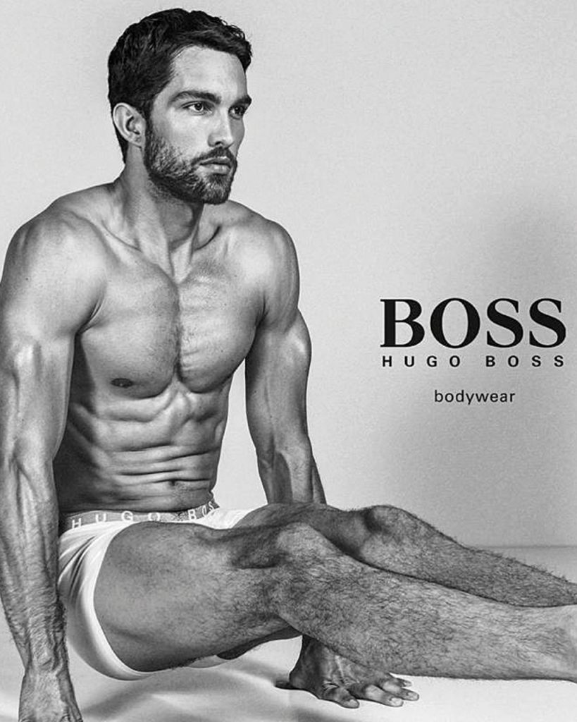 tobias sorensen for boss by hugo boss