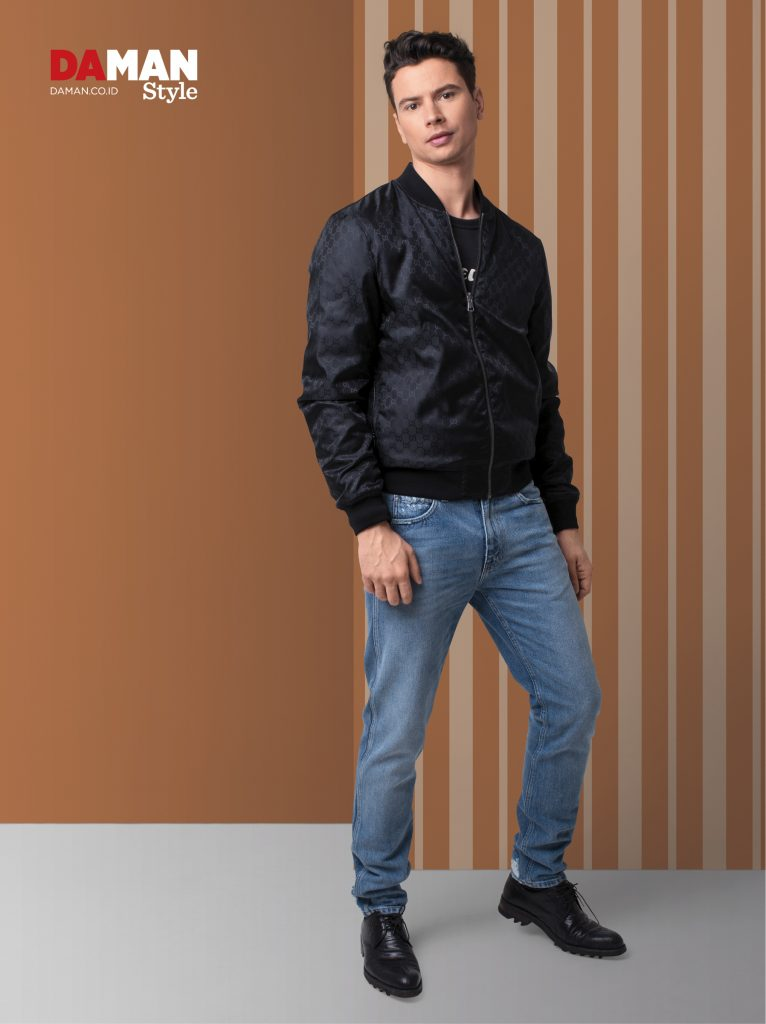 360 ESSENTIALS_SS2016_souvenir shiny silk jacket