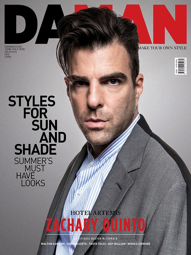 Cover Jun-Jul 2018 Edition - DaMan Magazine