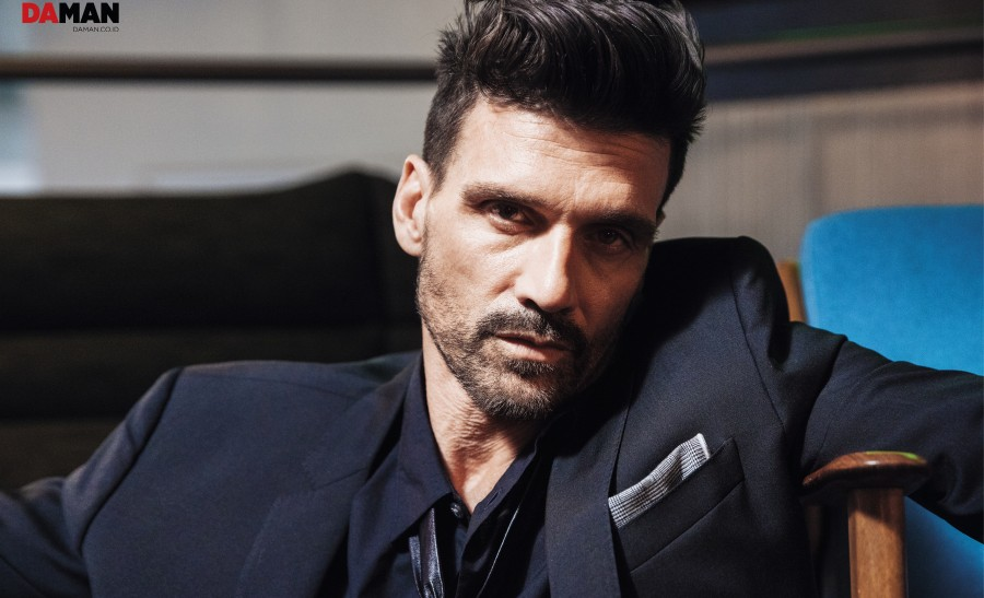 "Frank Grillo of ""Captain America: Civil War"" is a Fighter (and a Lover)"