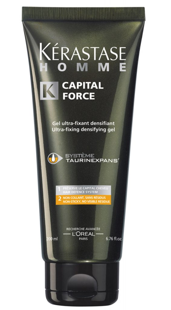 Kérastase Homme Capital Force Gel