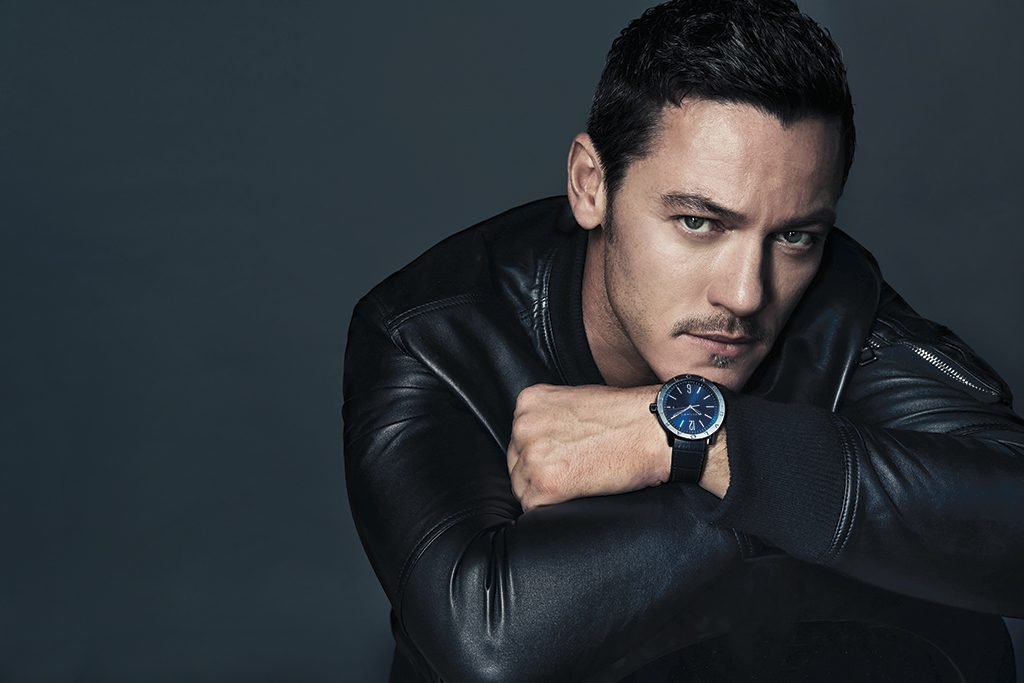 Luke_Evans for Bulgari Watches