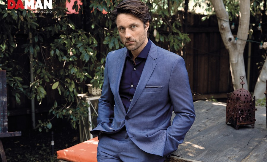 "The Anatomy of Martin Henderson, the New Doctor in ""Grey's Anatomy"""
