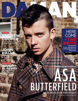 A definitive guide to men's premium fashion and lifestyle, as well as Hollywood celebrities.Subscribe to DAMAN