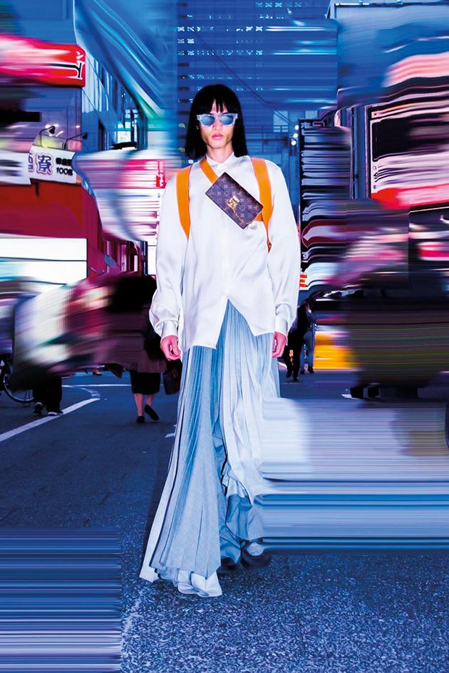 Louis Vuitton Mens Fall Winter 2019 Campaign Virgil Abloh & Kenta Cobayashi