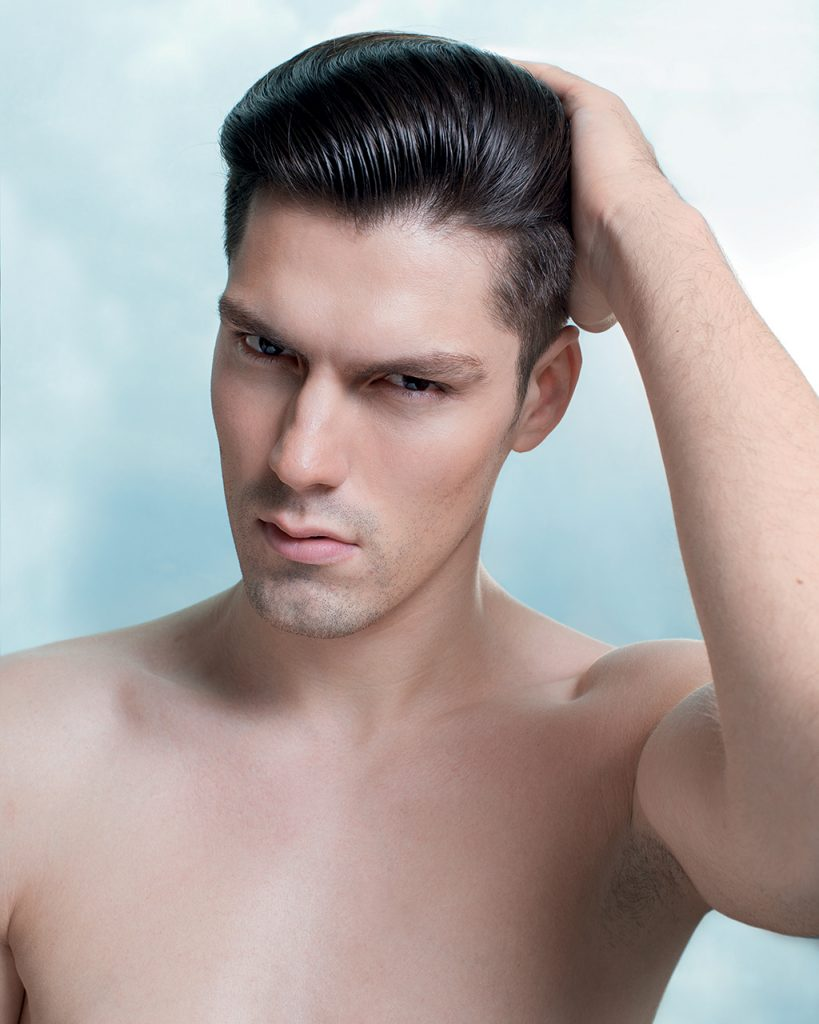 the right hair products for men
