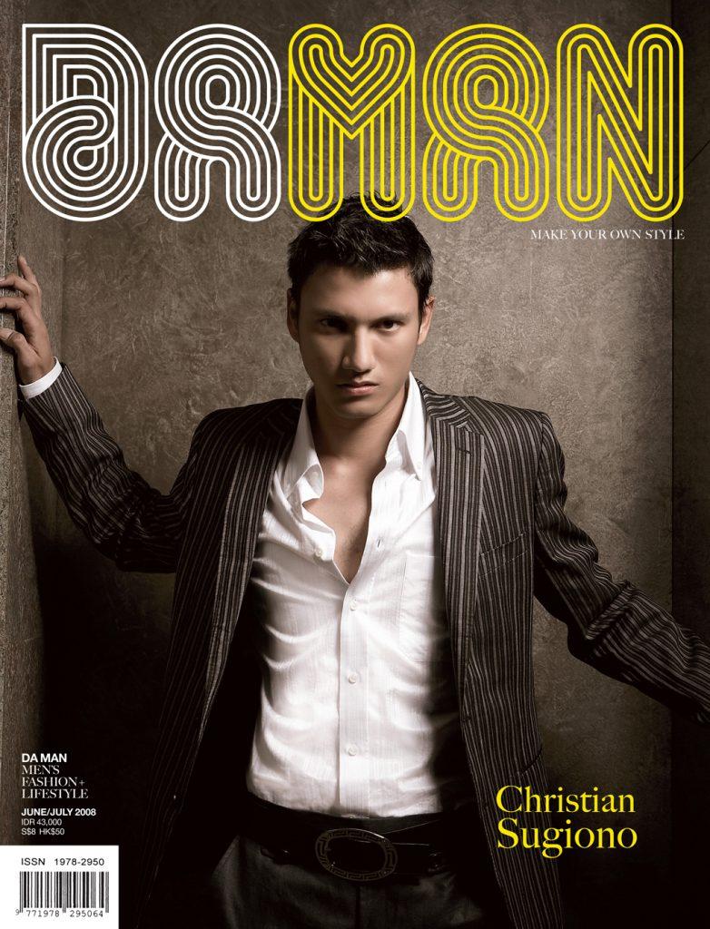Cover DA MAN Jun/Jul 2008
