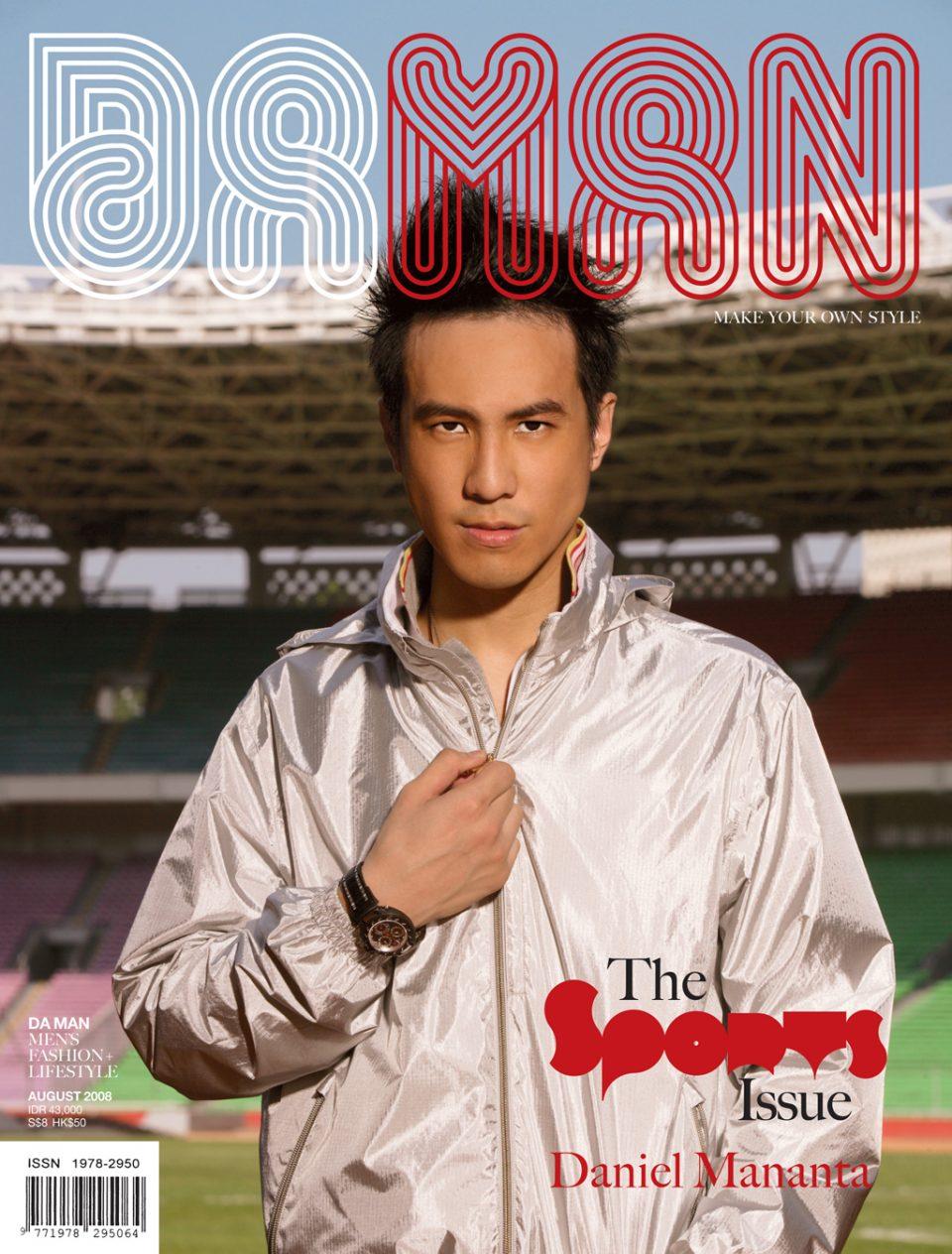 Cover DA MAN Aug 2008