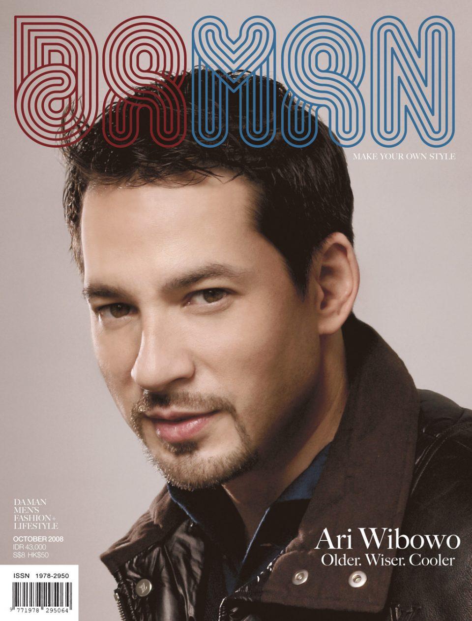 Cover DA MAN Oct 2008