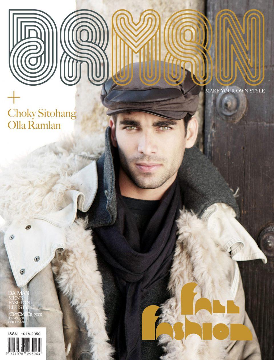Cover DA MAN Sep 2008