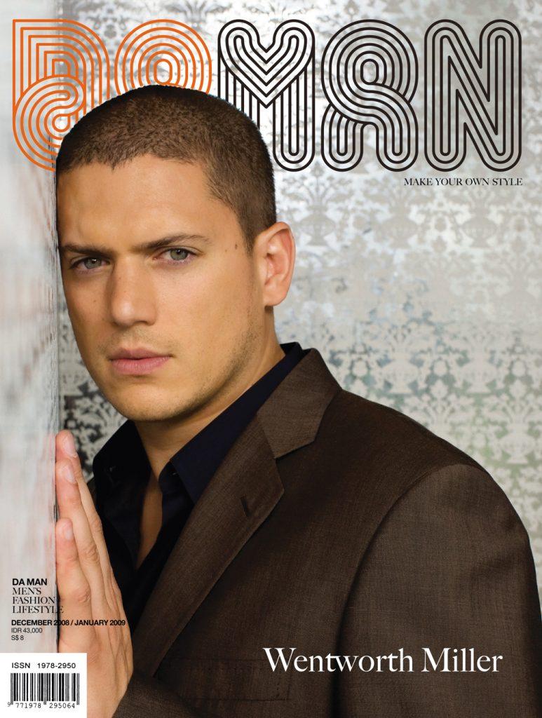 Cover DA MAN Dec/Jan 2009
