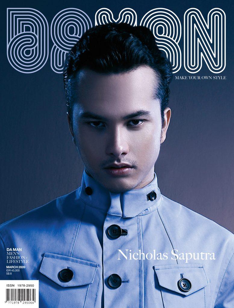 Cover DA MAN Mar 2009